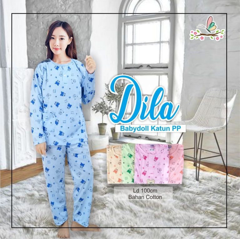 Baby doll Dilla PP